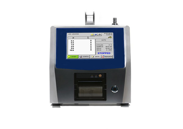 airborne particle counter