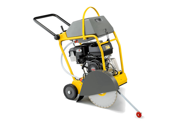Asphalt & Concrete Floor Saw