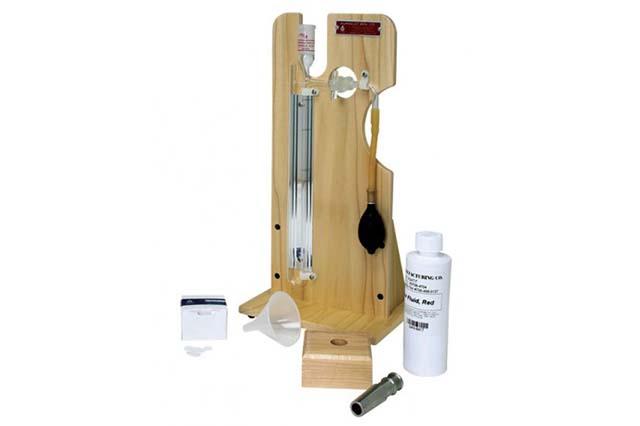 Blaine fineness apparatus