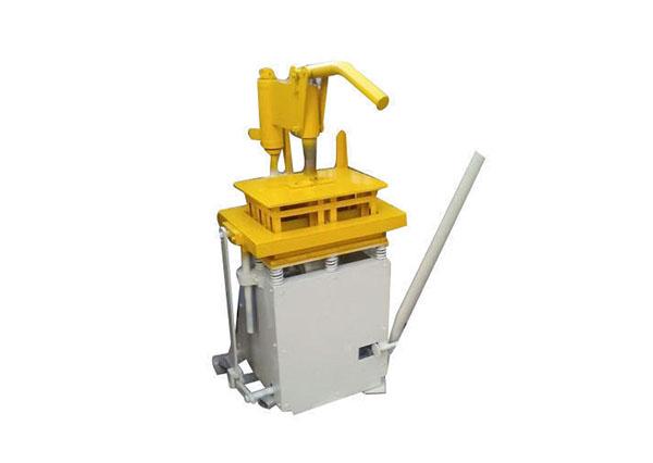 Block Making Machines Hand operated