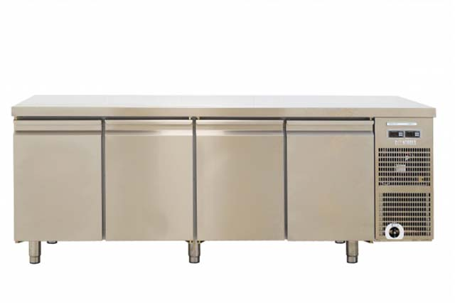 Cement curing bench-type cabinet