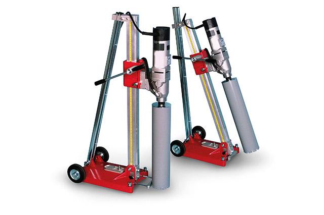 Core Cutting/Core Drilling Machine (Motorised)