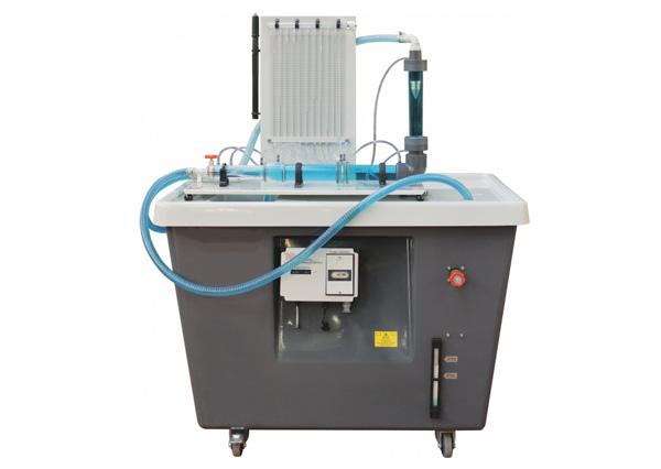 Flow Meter Demonstration Unit