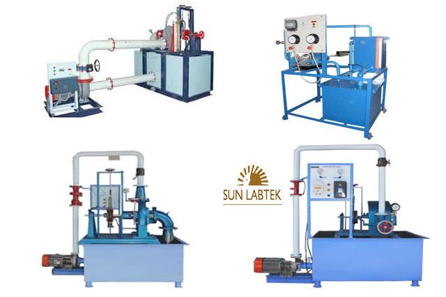 Tourbo Machinery Lab Equipment