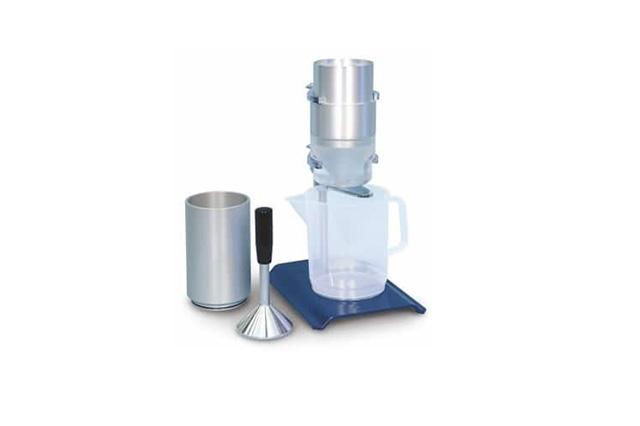 Index Apparatus (Flow Coefficient Of Fine Aggregates)