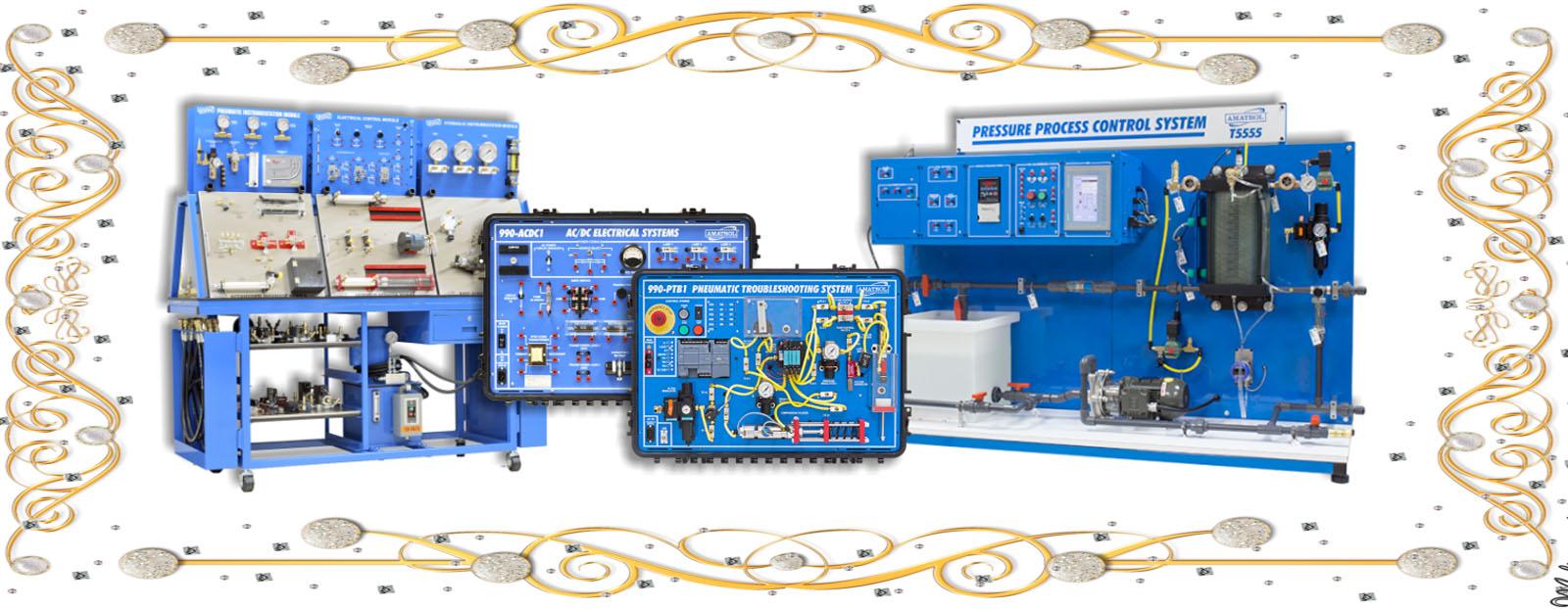 Measurement and Instrumentation Lab Equipment   Mechanical Lab Equipment