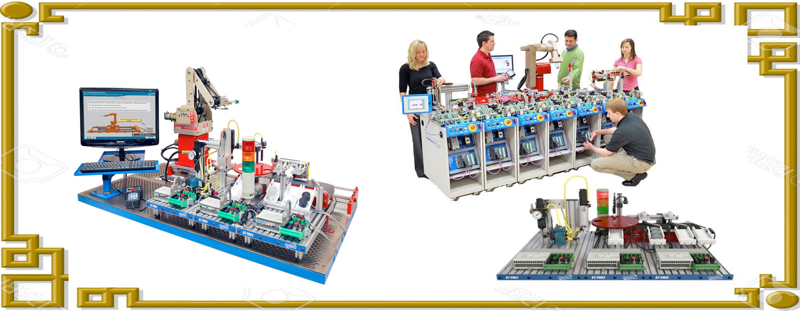 Robotics And Mechatronics Lab Equipment Sun Labtek Equipments I