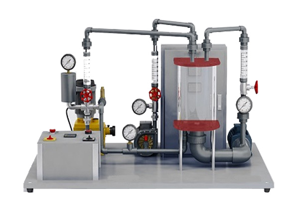 Series Parallel Pumps