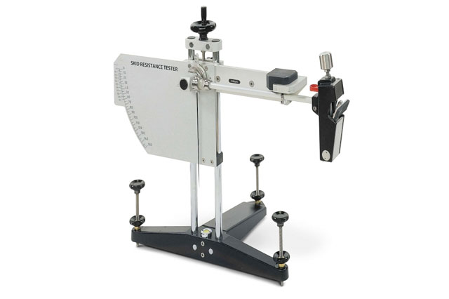 Skid Resistance And Friction Tester