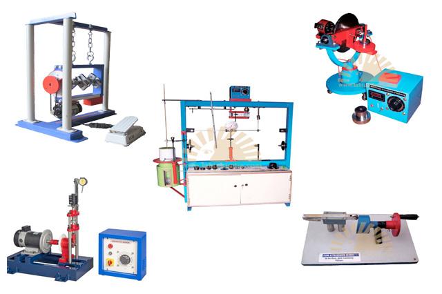 Dynamics-of-machine-lab-equipments