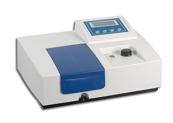 U-V visible spectrometer