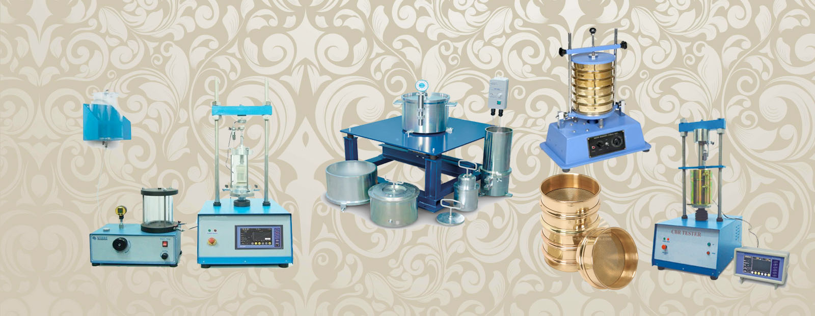 Soil Testing lab Equipment – SUN LABTEK EQUIPMENTS (I) PVT  LTD