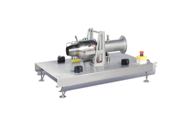 Axial Flow Turbine test bed