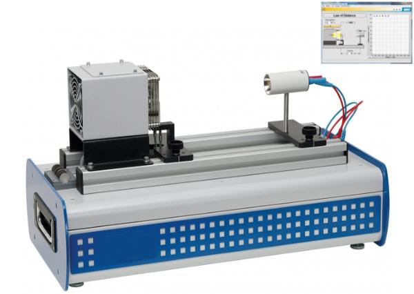 Computerized Emissivity Measurement Apparatus