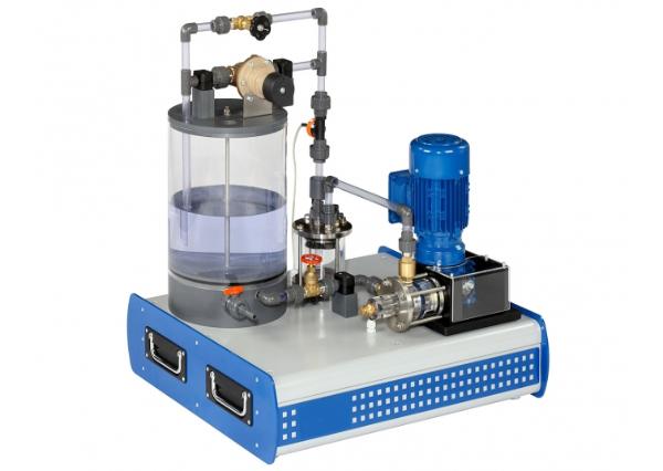 Computerised Reciprocating Pump Test Apparatus