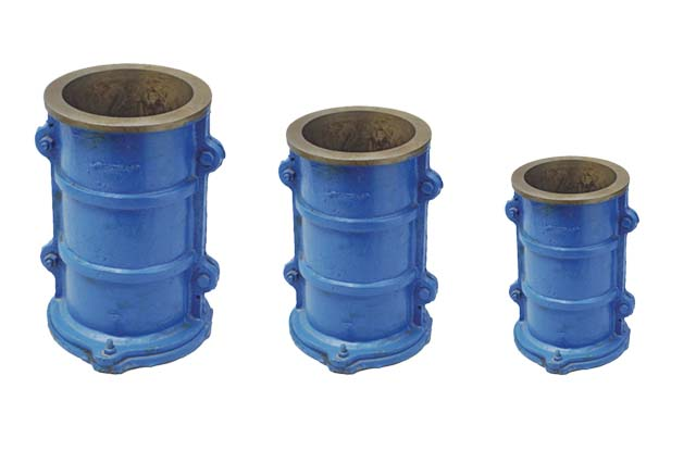 cylindrical moulds