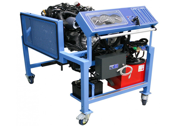 Gasoline Direct Injection Engine Test Bench