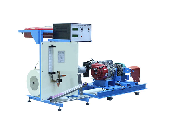 Single Cylinder Four Stroke Diesel Engine Test Bench