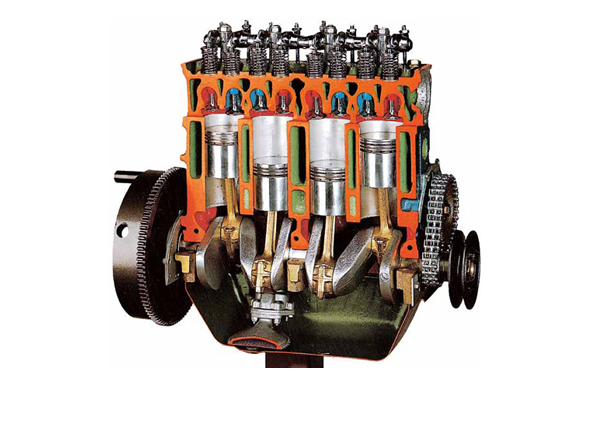 Working Model Of Valve Timing