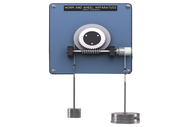 Worm And Wheel Apparatus