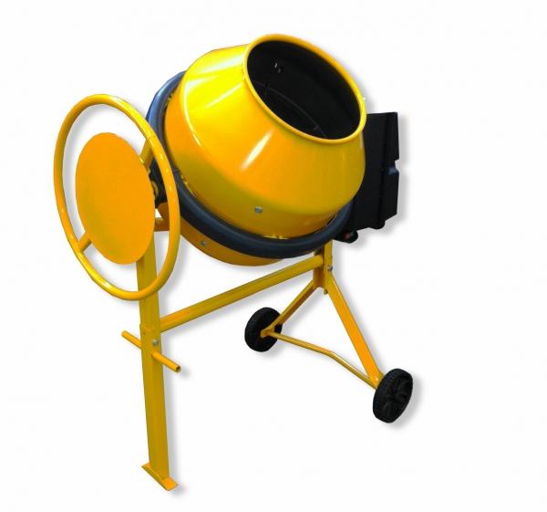 drum type mixer