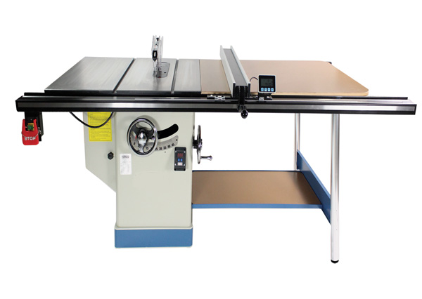 Wood Working table Saw motor driven