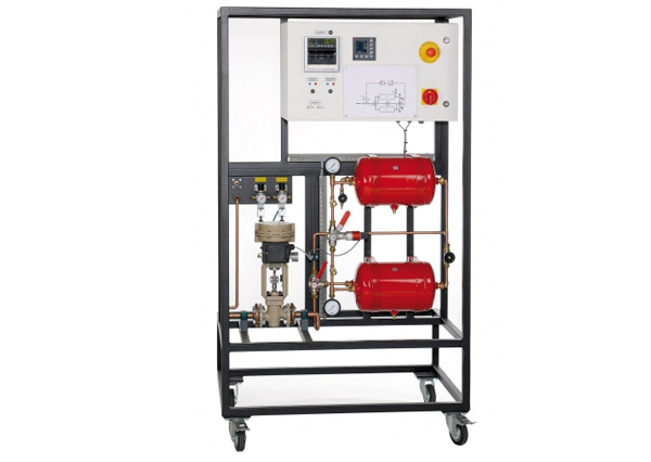 Computerized Pressure Control Trainer