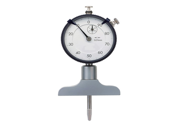 Depth Gauge Dial Type