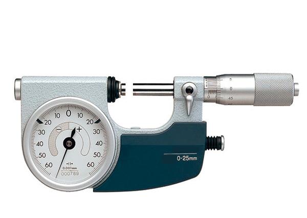 Dial Type Micrometer