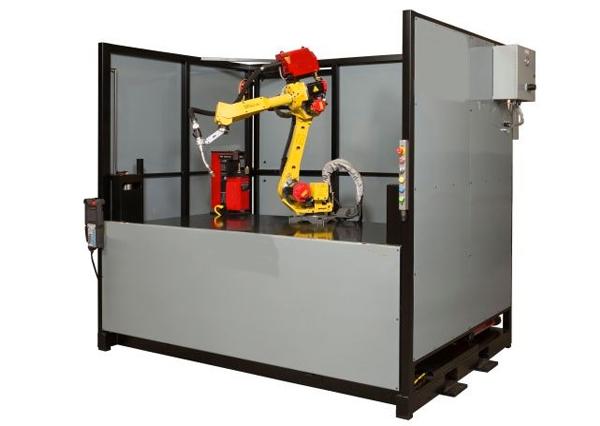 Educational Robotic Welding Trainer