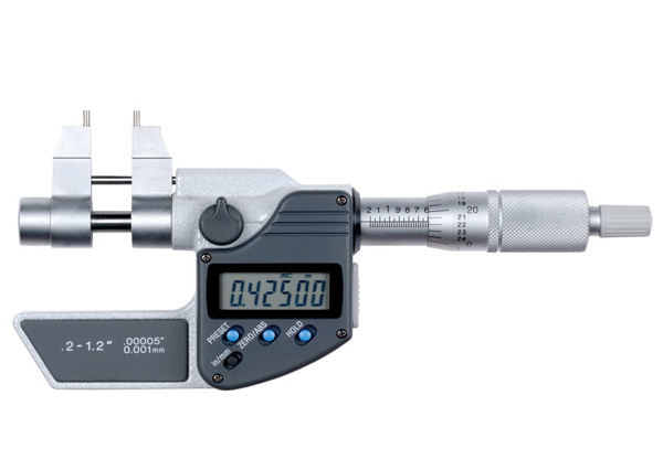 Internal Micrometer Digital