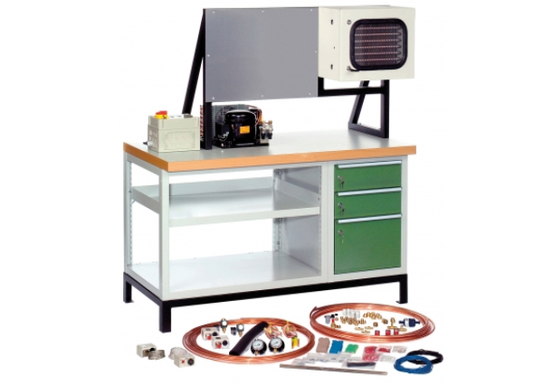Refrigeration Assembly And Maintenance Accessories