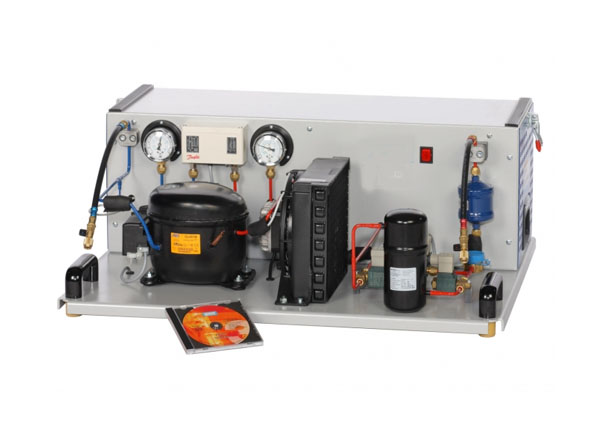 Basic Refrigeration And Air Conditioning Training System
