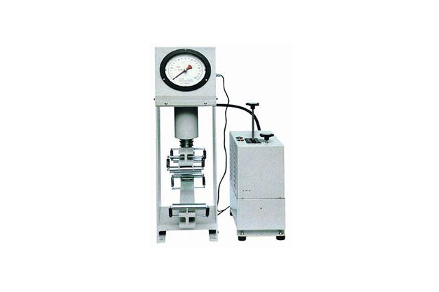 Flexure Testing Machine Manual