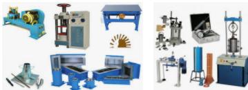 Civil engineering laboratory instruments