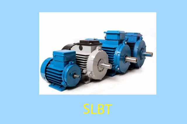 Squirrel Cage Induction Motor, Flange Mounted