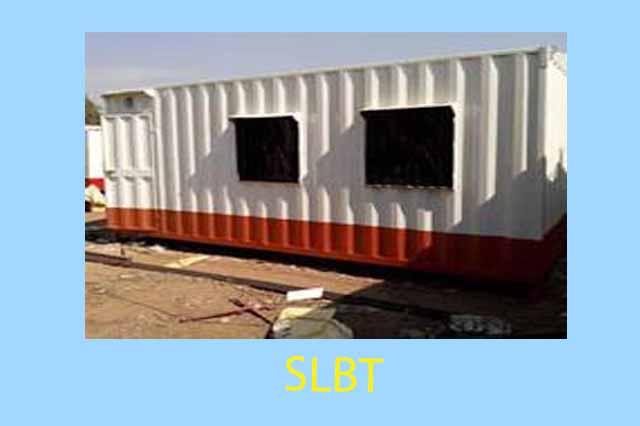 Modular prefabricated hut