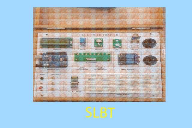 Bluetooth Trainer Educational Kit