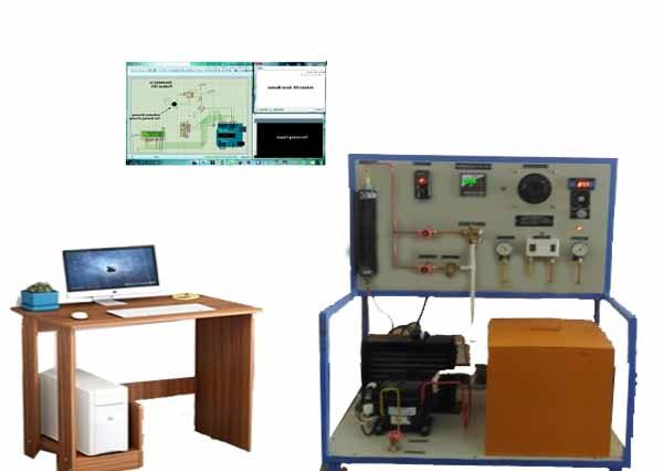 Vapour Compression Refrigeration Trainer