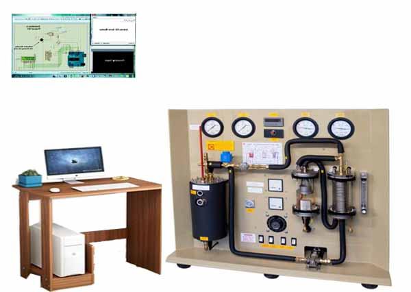 Vapour Jet Refrigeration Trainer