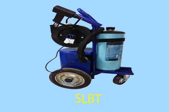 Trolley Mounted Low Pressure Mist Based Large Area Sanitization Equipment