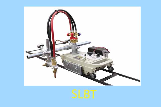 portable gas cutting machine with accessories
