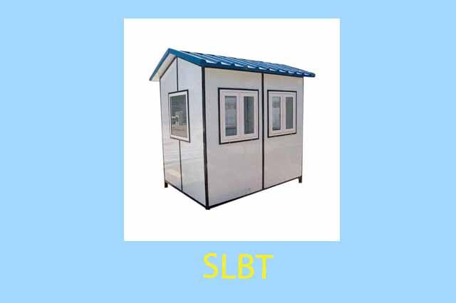 Porta Cabin (Cement Fiber Board)
