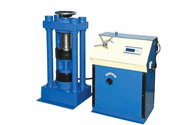 Digital Compression Testing Machine-IS