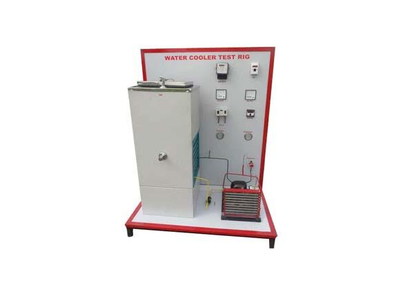 Water Cooler Test Rig