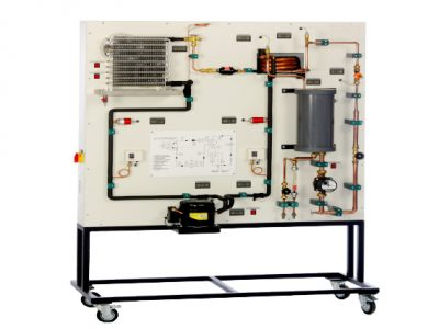 Bench-Top-Mechanical-Heat-Pump-Trainer