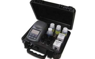 digital water and soil Testing Kit