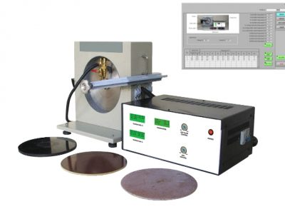 Guarded Hot Plate with data acquisition
