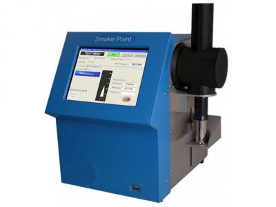Smoke Point Apparatus Automatic